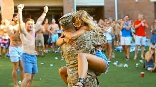 Quand les soldats rentrent chez eux par Surprise