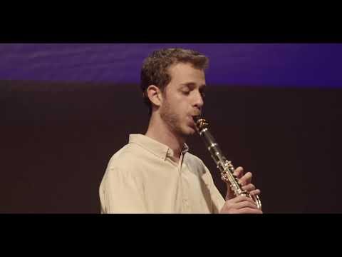 Uri Brener - Metamorphosis for solo Clarinet