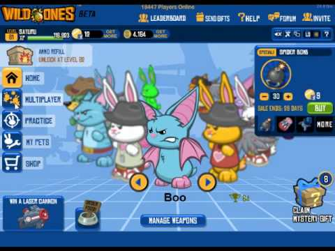 Play Wild ones, a free online game on Kongregate
