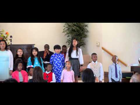 "Katy Adventist Christian School song titled ""Happiness"""