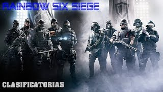 Rainbow Six Siege // EP.19 RANKEDS - Victoria complicada, pero MVP de nuevo! :D