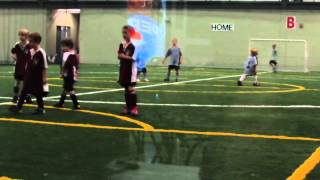 Скачать BJ S First Goal Indoor Soccer 6 7 Year Old Division