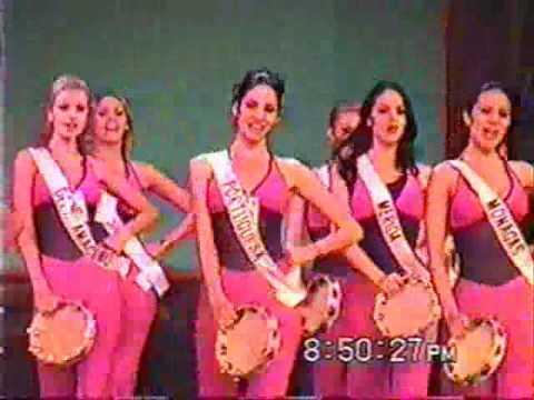 Miss Venezuela 1999 (ensayos Gitano)