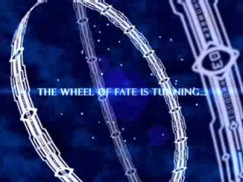 the turning of the wheel of