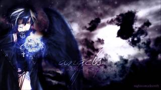 Nightcore - Angels [Within Temptation]