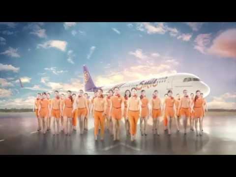 TVC - THAI Smile The Sky of Smiles (2014)