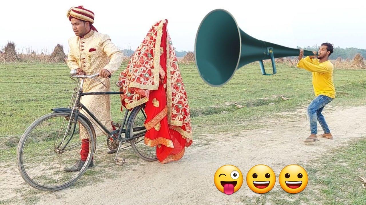 Amazing comedy videos must watch Funny video JUST FOR FUN | Bindas Fun Joke |