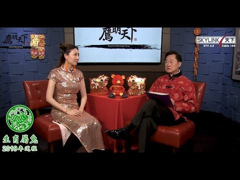 2019《鷹明天下》EP 4: 生肖虎, 兔, 龍生肖運程 Fengshui with Master Eagle Wong 【天下衛視官方頻道 Sky Link TV YouTube Channel】
