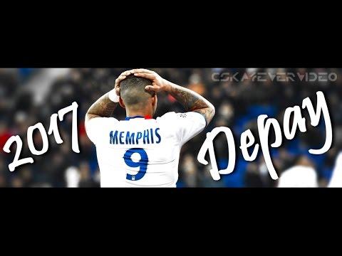 Memphis Depay /Lyon 2017/ Skills, Assists & Goals /HD/