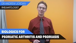 Biologics for Psoriatic Arthritis and Psoriasis.