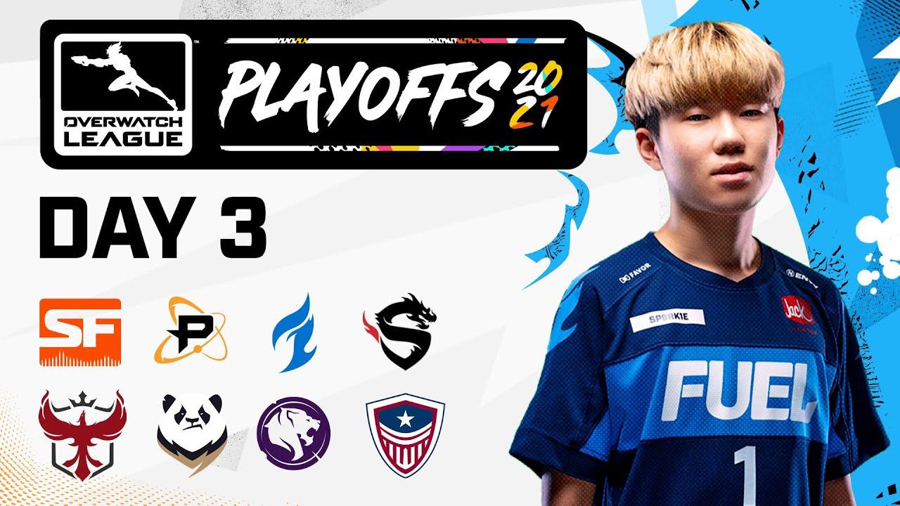 Download Winner's Bracket Finals   @Dallas Fuel vs @Shanghai Dragons   Playoffs   Day 3