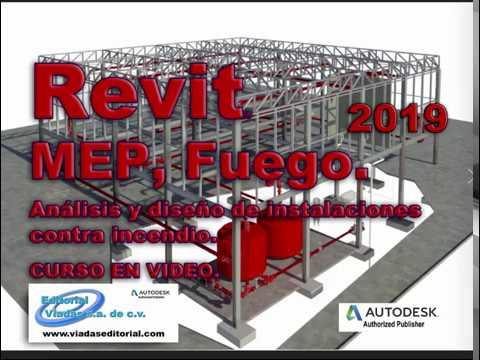 Revit mep 2019 fire | instalaciones contra incendio thumbnail
