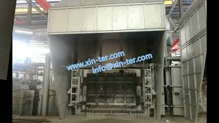 68  Aluminum Rectangle furnace