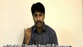 "Interview of Dr Allah Nazar Baloch ""July 2007"""