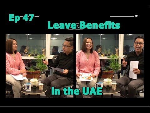 DuBlog Episode 47: Leave Benefits in the UAE