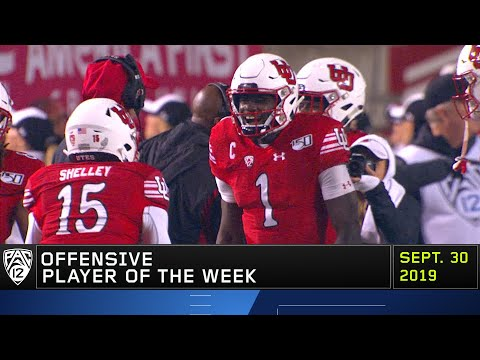utes'-quarterback-tyler-huntley-named-pac-12-offensive-player-of-the-week