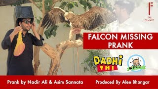| Falcon Missing Prank | By Nadir Ali & Asim Sanata in P4 Pakao