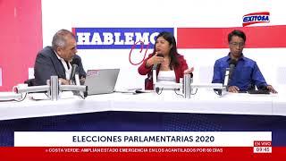 Gambar cover 🔴Elige Bien: Candidatos Grace Baquerizo y Juan José Muñico presentan propuestas congresales
