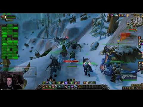 WoW Alteractal / Alterac Valley Fast Leveling! 1 Fight - 1 Level . Easy XP Farming 110-120