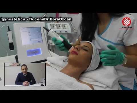 Dr. Bora Özcan - OksigeneO+ Cilt Bakım Uygulaması