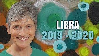 Libra 2019 -2020 Astrology  Annual  Forecast
