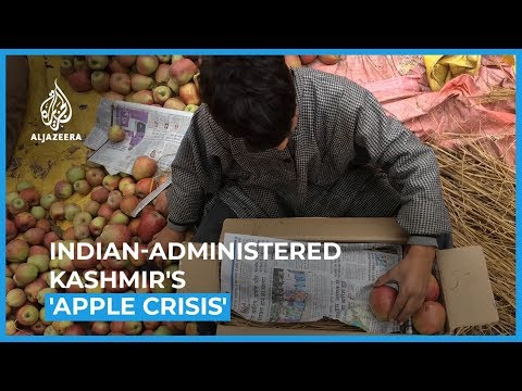 Indian-administered Kashmir's 'turbulent'
