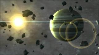 Asteroid Belt C4D