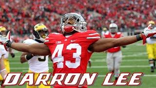 Darron Lee (OSU LB) vs Michigan 2014