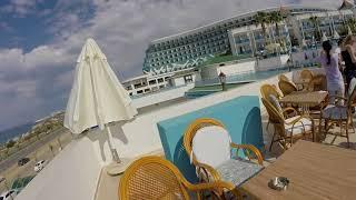 Обзор отеля CLUB EVA HOTEL 4* (Алания) Турция
