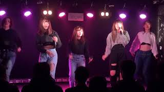 QARAT「Holiday (Happiness)」2018/01/27 YOUNGMAN18 堀江Goldee