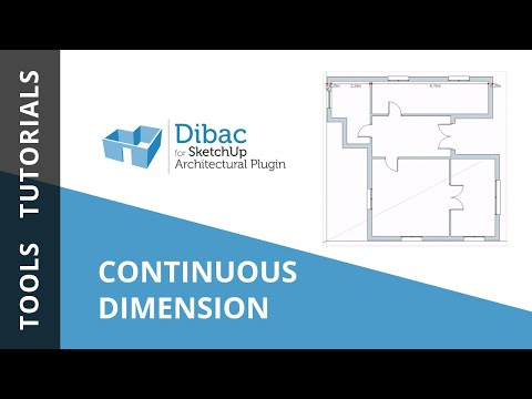 Dibac for sketchup overview -
