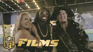 Bill Belichick Dresses Up Like a Pirate at Randy Moss' Halloween Party | NFL