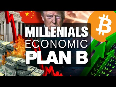 Millennial's Bet BIG On BTC As Finance 1.0 Collapses🔥📉