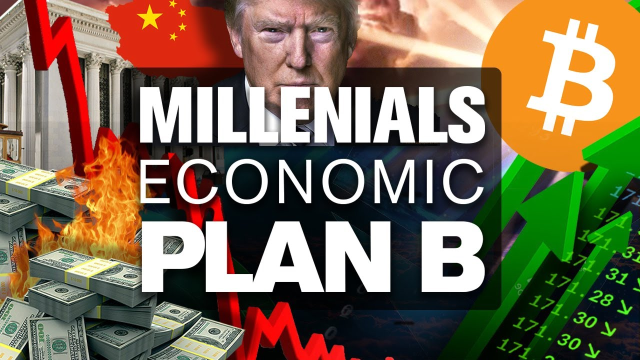 Millennial's Bet BIG on BTC As Finance 1.0 Collapses??