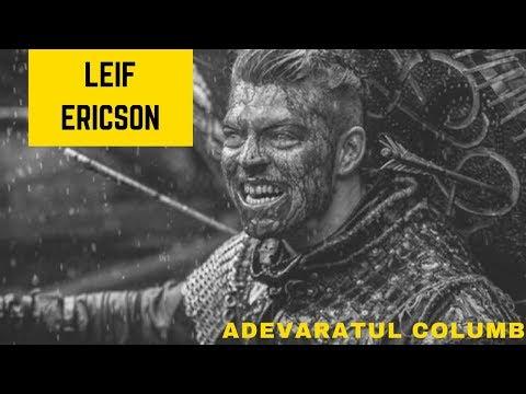 LEIF ERIKSSON - ADEVARATUL COLUMB