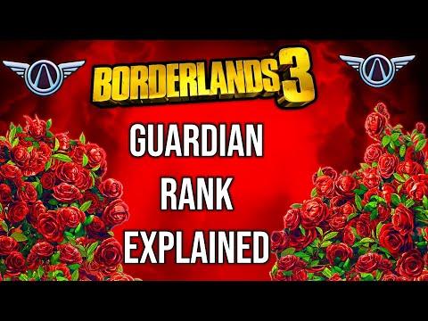 Guardian Rank Explained (NEW Badass Rank) | Borderlands 3 Guides