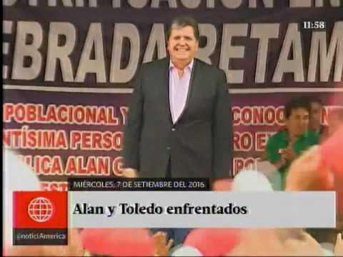 América Noticias: [TITULARES MEDIODIA 07/09/16]