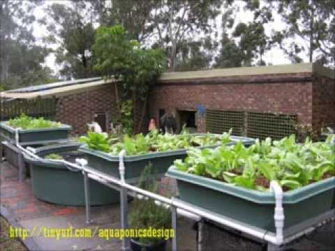Aquaponics System Design Growing Power Growing Power S