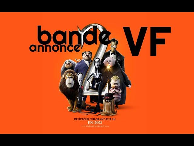 La famille Addams 2 : bande-annonce
