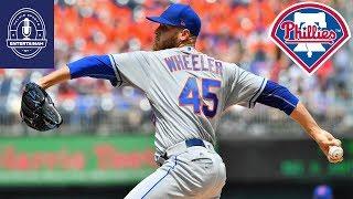 Former New York Met Zach Wheeler signs 5 yr 118 Million Dollar Deal with the Philadelphia Phillies!