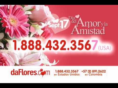 Flores a Colombia | daFlores.com