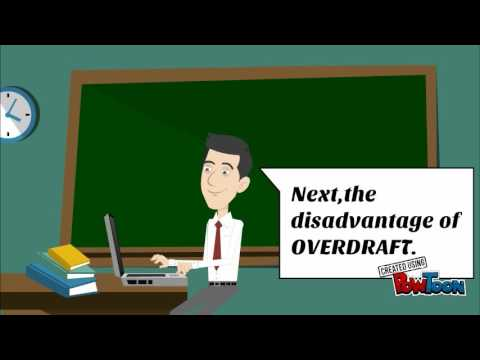 Trade Finance - OVERDRAFT