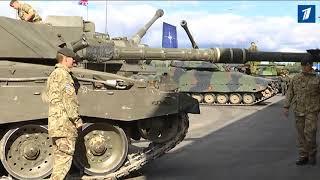 Эстонию посетил генеральный секретарь НАТО