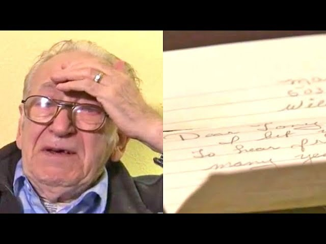 After His Wife Of 50 Years Died, This Man Discovered A Letter She'd Kept Hidden The Whole Time