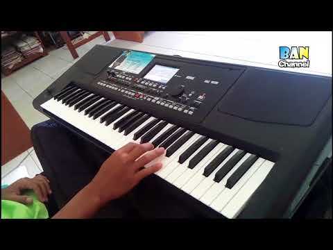 Trying KORG Keyboard Sound 300 pa arranger Indonesian Version