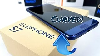 Elephone S7 - From $139 - Curved Display - 4GB/64GB - Helio X20 - Fingerprint - Android 6.0!(Please subscribe for more content like this! This phone was purchased from Coolicool.com here: https://goo.gl/yLb7WL. You can watch this video with the best ..., 2016-11-16T06:25:40.000Z)