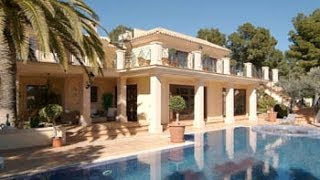 One of the Top Mallorca Villas close to Puerto Portals - BMS1