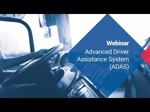 ADAS Advanced Driver Assistance System - May, 2018