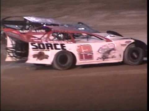 Plymouth dirt track Chris Carlson Racing 09-12-15