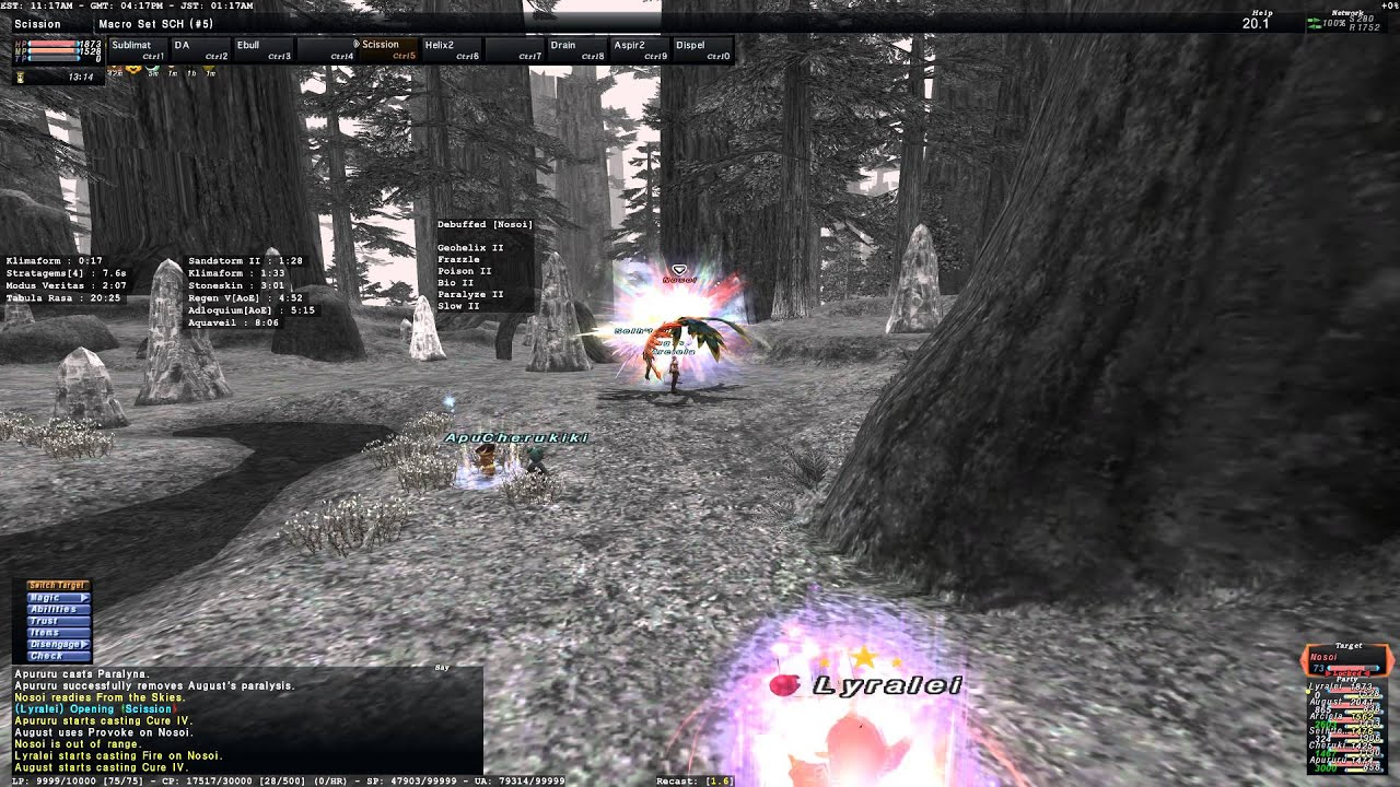 20+ Ffxi Trust Pictures and Ideas on Meta Networks